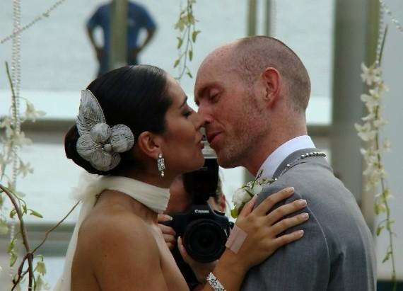 Michael Brown & Cinthia Hernandez