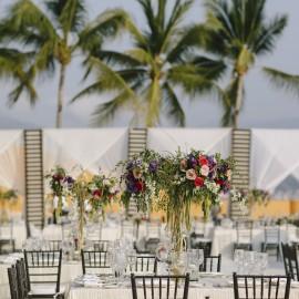 Same sex wedding   sunset Beach wedding